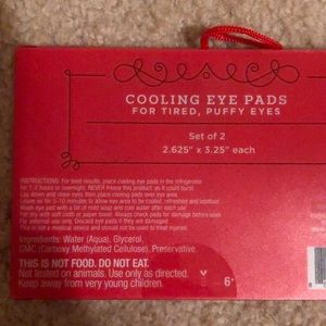 Other - Cooling eye pads